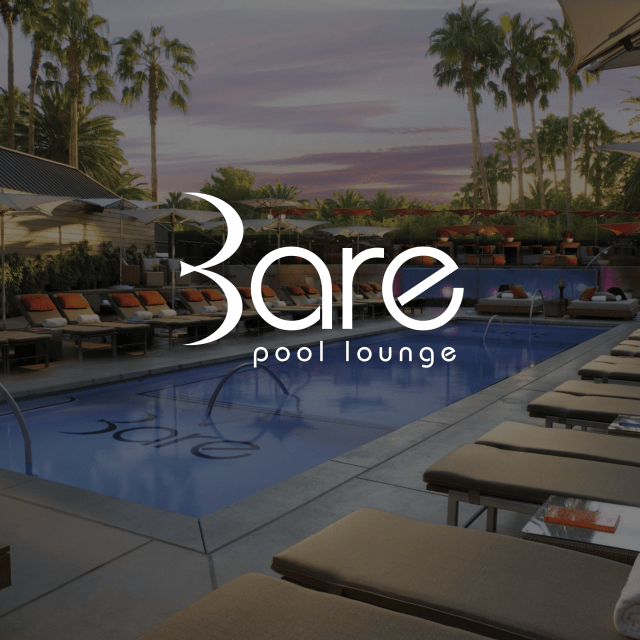 Bare Thursday at Bare Pool Lounge on  Thursday,  September 20, 2018