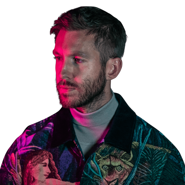 Calvin Harris at Hakkasan Nightclub on  Thursday,  October 31, 2019