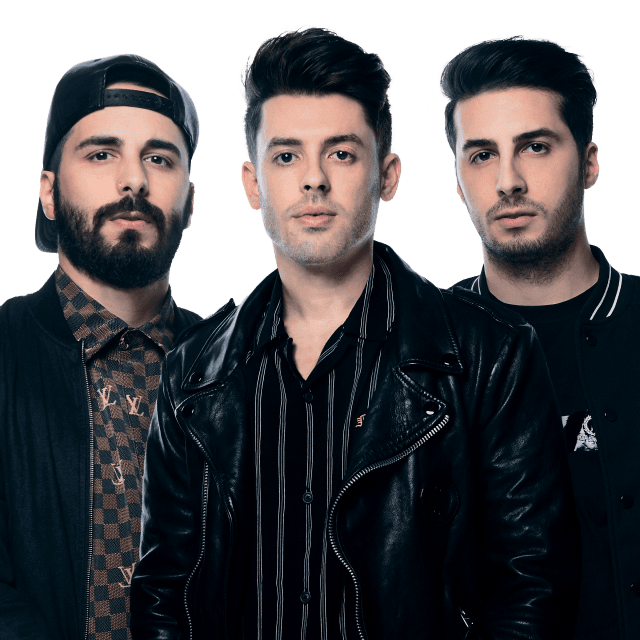 Cash Cash at Hakkasan Nightclub on  Sunday,  February 17, 2019