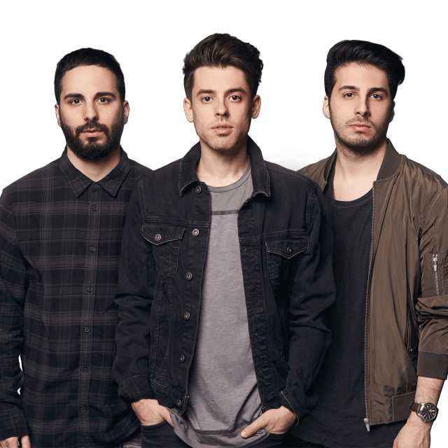 Cash Cash at OMNIA Las Vegas on  Saturday,  April 07, 2018