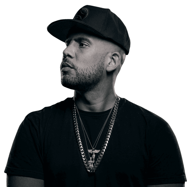 DJ Drama at Hakkasan Nightclub on  Sunday,  August 25, 2019