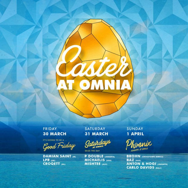 Easter</span><span>at</span><span>OMNIA