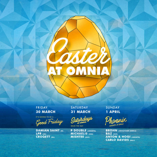 Easter at OMNIA