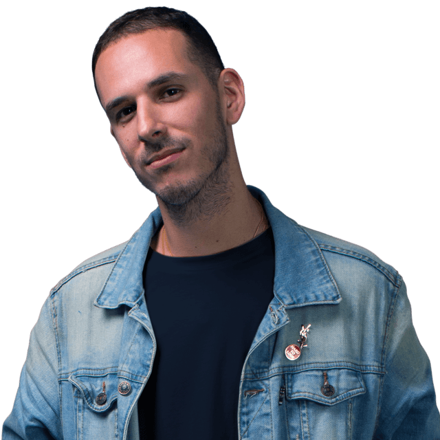 Eric Dlux at Hakkasan Nightclub on  Sunday,  December 01, 2019