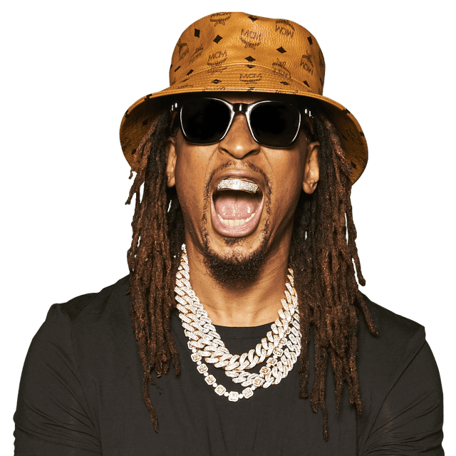 Lil Jon at JEWEL Nightclub on  Monday,  February 18, 2019