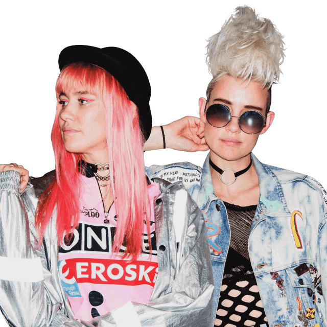 Nervo at Hakkasan Nightclub on  Friday,  August 16, 2019