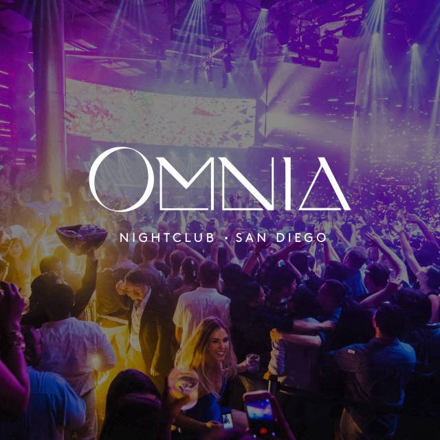 OMNIA SD Friday at OMNIA San Diego on  Friday,  August 07, 2020
