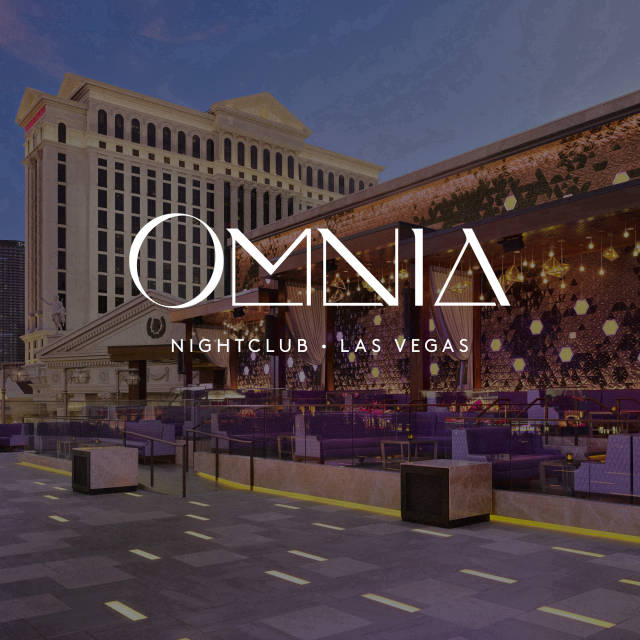 OMNIA Sundays at OMNIA Las Vegas on  Sunday,  August 06, 2017