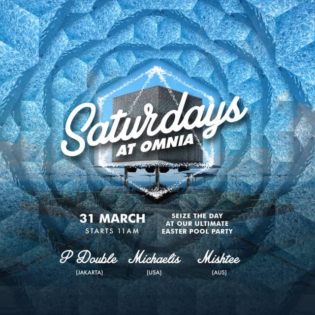 Saturdays</span><span>at</span><span>OMNIA