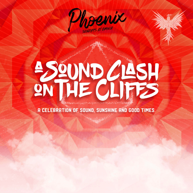 A sound clash on the cliff