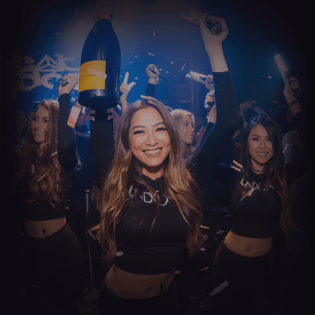 UNDONE on Thursday at OMNIA San Diego on  Thursday,  April 18, 2019