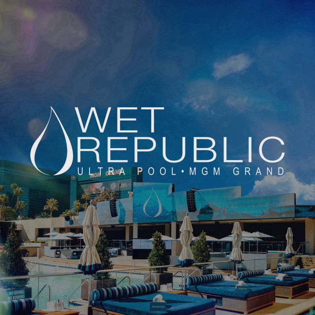 Wet Republic Monday at Wet Republic on  Monday,  July 22, 2019
