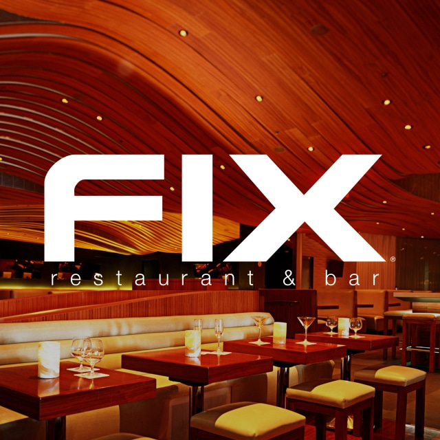 New Year's Eve 2018 at Fix Restaurant & Bar on  Sunday,  December 31, 2017