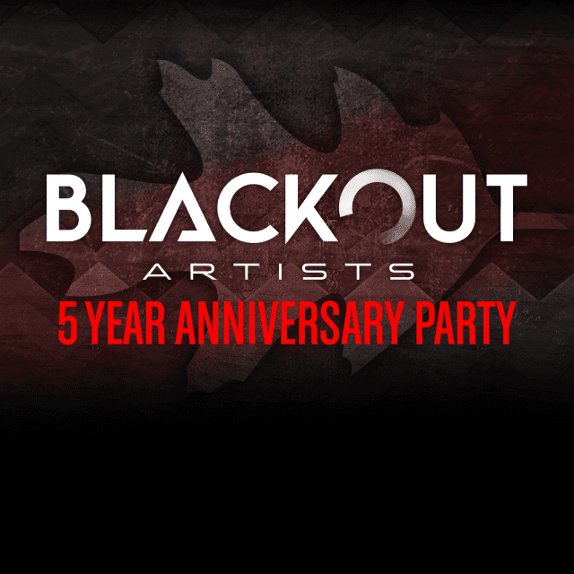 Blackout Artist 5 Year Anniversary at 1 OAK Nightclub on  Wednesday,  October 03, 2018