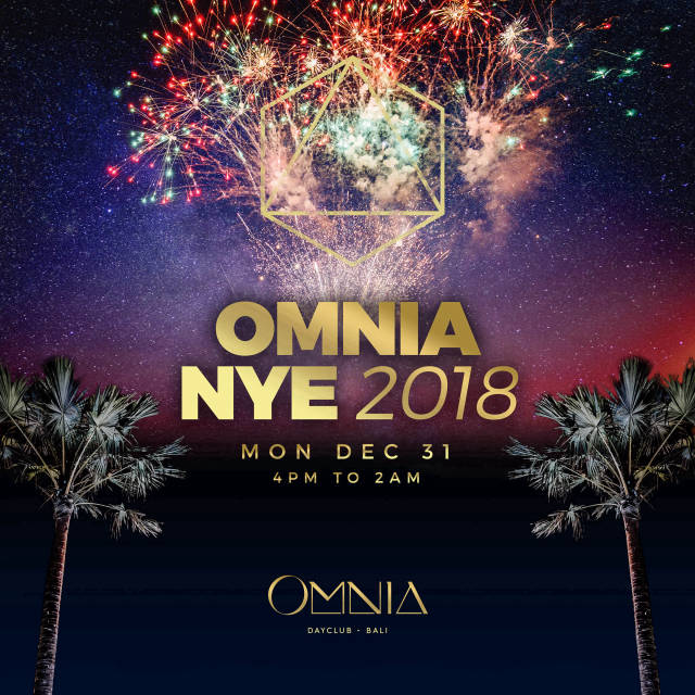 New Year's Eve Extravaganza 2018
