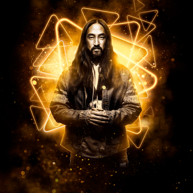 Steve Aoki at Hakkasan Nightclub on  Tuesday,  December 31, 2019