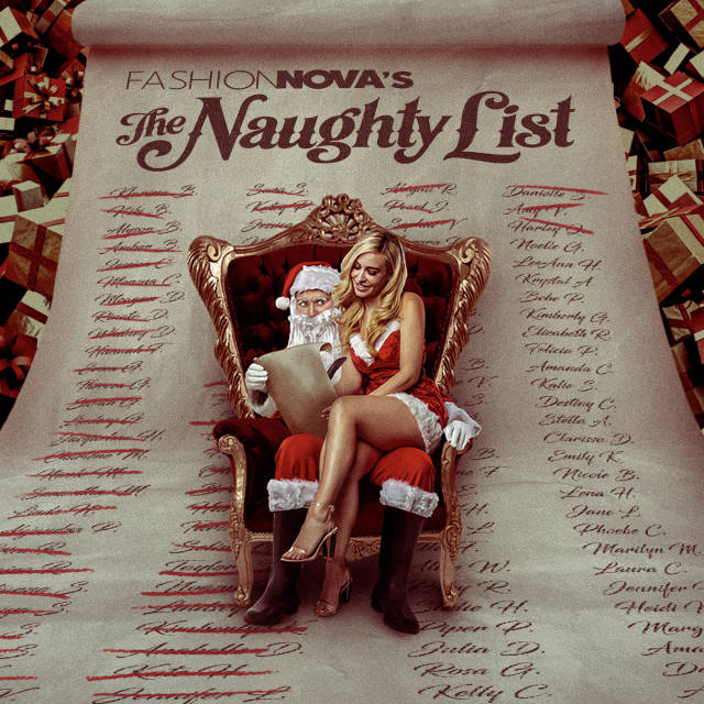 Fashion Nova's The Naughty List at JEWEL Nightclub on  Monday,  December 09, 2019