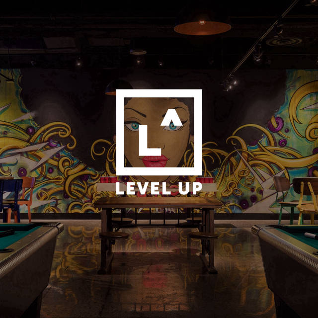 Level Up Fridays at Level Up on  Friday,  October 12, 2018
