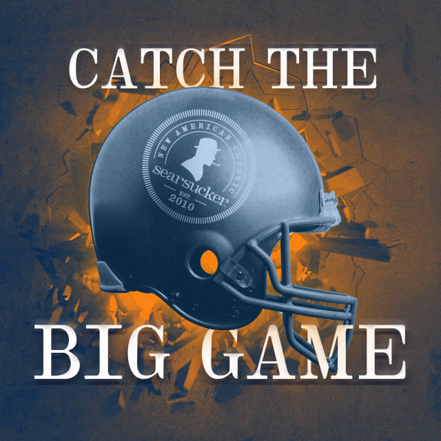The BIG Game (2:00pm) at Searsucker Las Vegas on  Sunday,  February 03, 2019